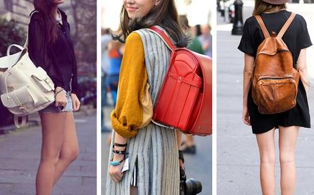 Рюкзак с чем носить фото
