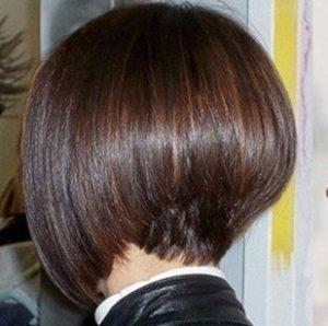 стрижка боб каре на длинные волосы фото 2016 вид спереди и сзади