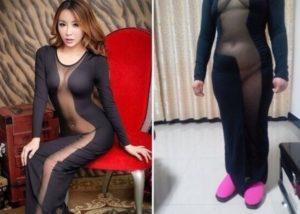 одежда из китая ожидание и реальность фото