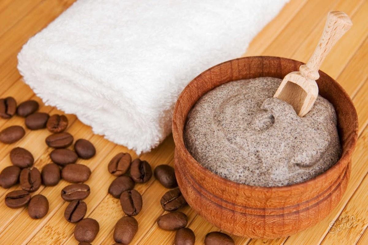 Скраб для тела в домашних условиях из кофе от целлюлита